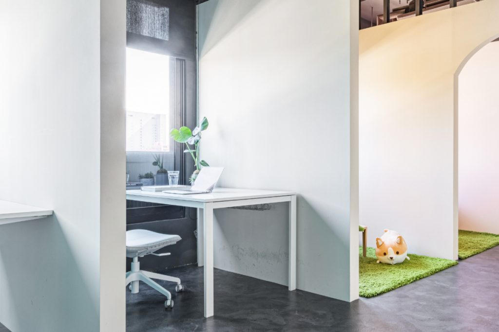 Fourdesire-玩心辦公室-單人空間
